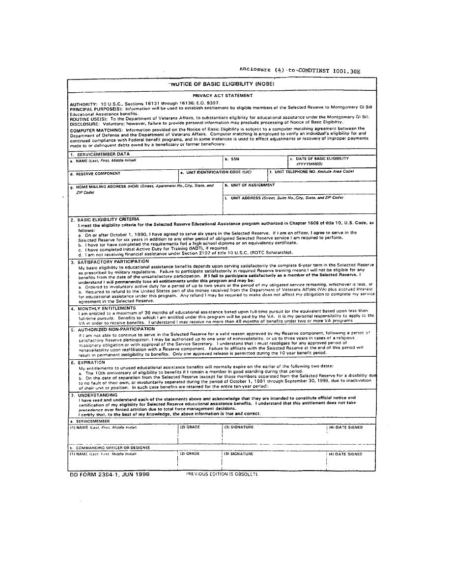 sample certificate of eligibility gi bill